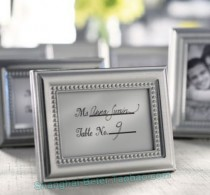 wedding photo - Photo Frame and Place card Holder Wedding Reception BETER-WJ015/A ...