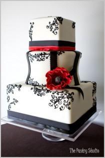wedding photo - Cake! Let Them Eat Cake!!