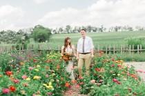 wedding photo - Colorful, Anthropologie-Inspired Wedding: Courtney + Tim