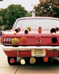 wedding photo - Wedding Transport: Your Own Car