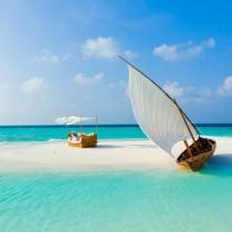 wedding photo - Maldives for honeymoon