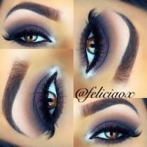 wedding photo - Trendy Eye Make up