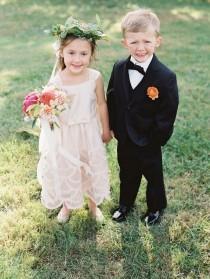 wedding photo - Kid moments