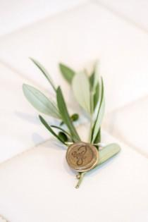 wedding photo - Boutonniere for the groom