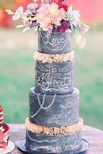 wedding photo - 24 Most Amazing Wedding Cakes Pictures & Designs