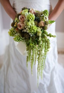 wedding photo - Scabiosa