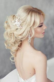 wedding photo - Beautiful Wedding Hairstyles