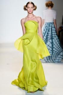 wedding photo - Fashion Shows, Runway Reviews, And More - Style.com