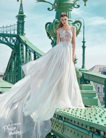 wedding photo - Galia Lahav's New Ready-to-wear Collection – Gala, Full Of Luxurious Surprises And Elegance In Every Stitch!