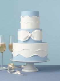 wedding photo - Wavy Cake