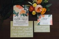 wedding photo - Industrial Garden Wedding Inspiration At Garfield Park Conservatory