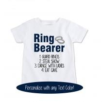wedding photo - Ring Bearer Gift Wedding Ring bearer Shirt RingBearer outfit Wedding Rehearsal shirt wedding rehearsal outfit ringbearer onesie... (EX 420)