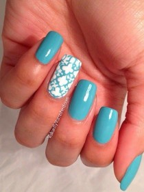 wedding photo - 50 Best Nail Art Designs That You Will Try
