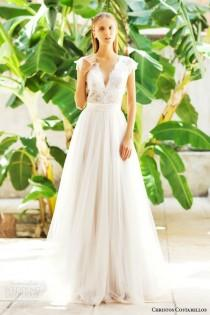 wedding photo - Christos Costarellos 2015 Wedding Dresses