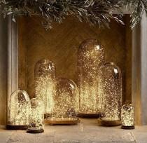 wedding photo - Wedding Magic With Twinkle Lights