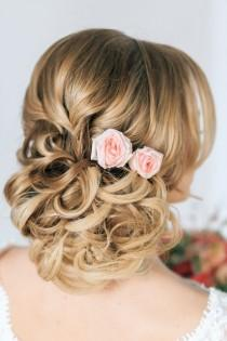 wedding photo - Beautiful Updo for Wedding