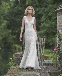 wedding photo - Celine Wedding Bridal Dress