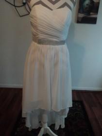 wedding photo - Sweetheart Beaded Bridesmaid Dress