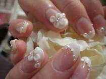 wedding photo - Lovely Teens Nail Art