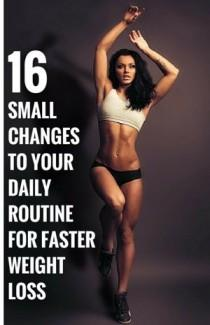 wedding photo - 16 Small Changes To Your Daily Routine For Faster Weight Loss