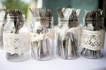 wedding photo - Top 27 Clever And Cute DIY Cutlery Storage Solutions