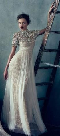 wedding photo - Fabulous Wedding Dress - Marchesa