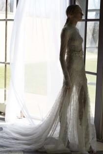 wedding photo - Vera Wang Novia Colección Primavera 2017
