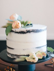 wedding photo - Wedding Ice Cake