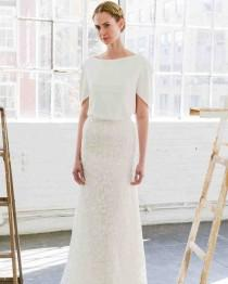 wedding photo - Lela Rose Spring 2017 Wedding Dress Collection