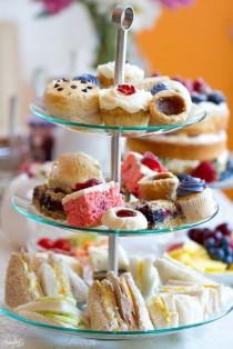 wedding photo - Wedding Tea Party