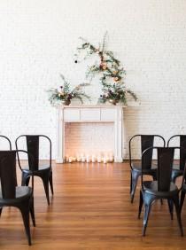 wedding photo - Modern Texas Wedding Inspiration