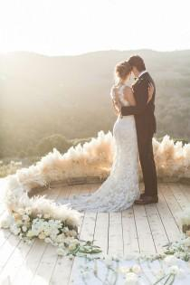 wedding photo - Luxurious Bohemian Wedding