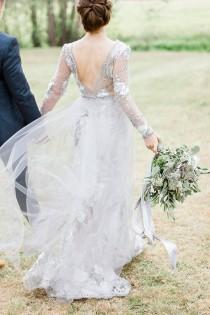wedding photo - Luxurious Olive And Grey Wedding Ideas - Magnolia Rouge