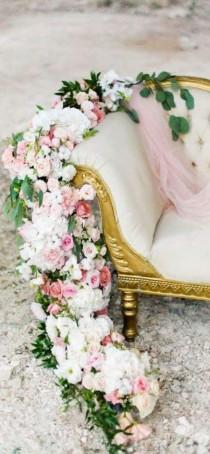 wedding photo - Pink Wedding Decoration