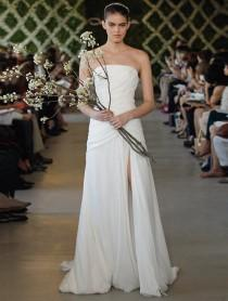 wedding photo - Bridal Couture Oscar De La Renta