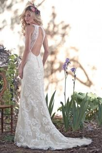 wedding photo - Fall In Love With Lace With Maggie Sottero