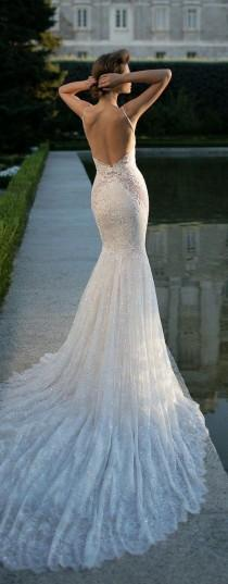 wedding photo - 100 Most-Pinnned Mermaid Wedding Dresses