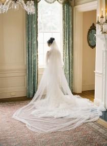 wedding photo - Traditional Charleston Plantation Wedding