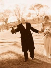 wedding photo - Our Favorite Weddings - Elizabeth Messina's Grandpa
