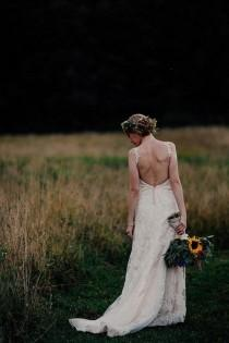 wedding photo - Charming Garden Wedding