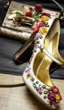 wedding photo - Dolce & Gabbana Shoe Pair