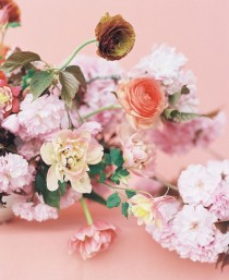 wedding photo - Pink Flowers