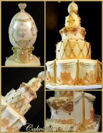 wedding photo - Pastry Masterpieces