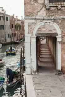 wedding photo - Venice Perfect Honeymoon Destination