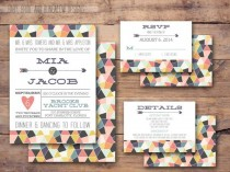 wedding photo - Stationery