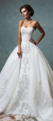 wedding photo - Gorgeous Wedding Gown