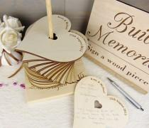 wedding photo - 50 Unique Wedding Guest Book Ideas