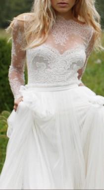 wedding photo - Beautiful Wedding Gown