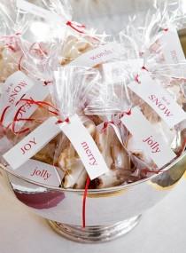 wedding photo - Amazing Cookie Wrapping