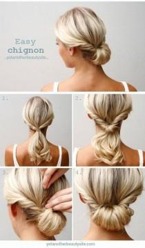 wedding photo - 27 Tips And Tricks To Get The Perfect Ponytail
